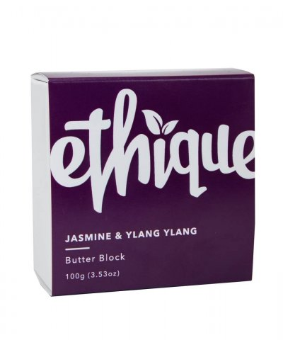ETHIQUE JASMINE & YLANG YLANG BUTTER BLOCK BODY LOTION