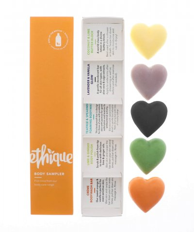ETHIQUE BODY SAMPLER