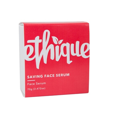 ETHIQUE 'SAVING FACE' POTENT FACE SERUM FOR NORMAL – DRY SKIN