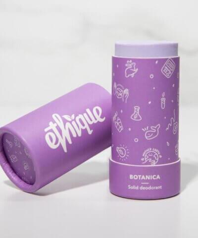 Ethique Botanica Lavender & Vanilla Deodorant Stick (70g)