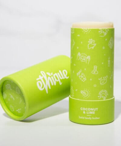 Ethique Coconut & Lime Solid body butter