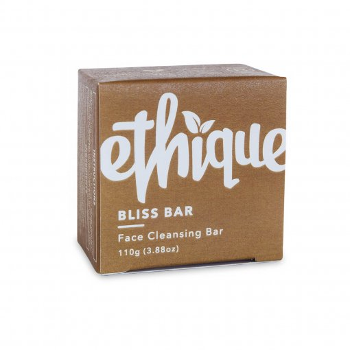 ETHIQUE 'BLISS BAR' FACE CLEANSER FOR NORMAL – DRY SKIN
