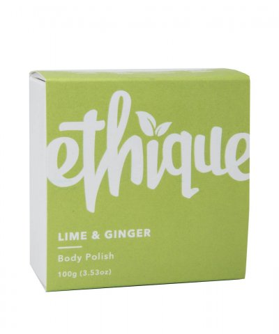 ETHIQUE LIME & GINGER BODY POLISH