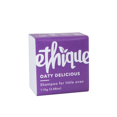 ETHIQUE 'OATY DELICIOUS' GENTLE SHAMPOO BAR FOR LITTLE ONES