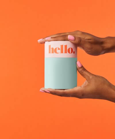 The Hello Cup