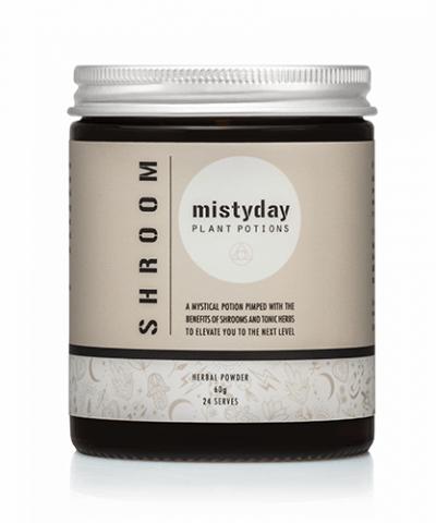Misty Day Plant Potions Shroom Potion