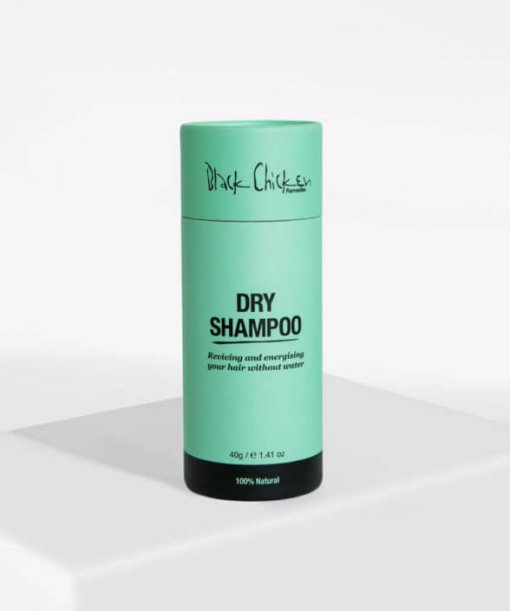 BLACK CHICKEN REMEDIES DRY SHAMPOO