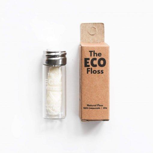 THE ECO FLOSS COMPOSTABLE DENTAL FLOSS