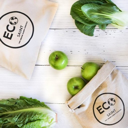 ECO SAINT REUSABLE PRODUCE BAGS