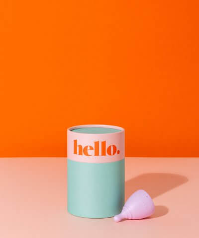The Hello Cup Lilac Teen