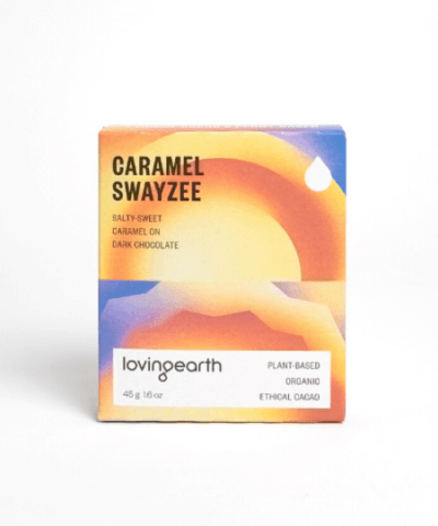 Loving Earth Salted Caramel Swayzee