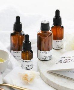 Minimalist Boutique Skincare