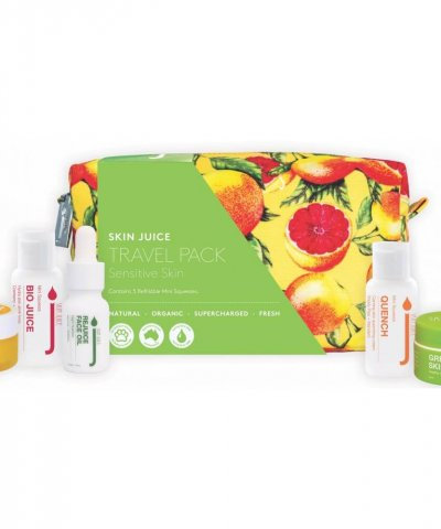 SKIN JUICE *NEW* TRAVEL PACK – SENSITIVE SKIN