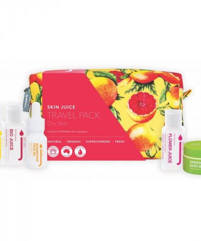 SKIN JUICE *NEW* TRAVEL PACK – DRY SKIN