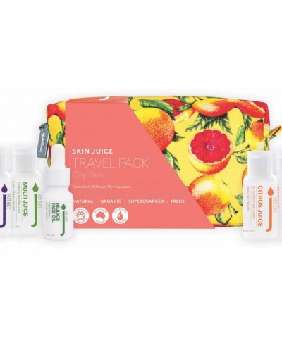 SKIN JUICE TRAVEL PACK – OILY SKIN