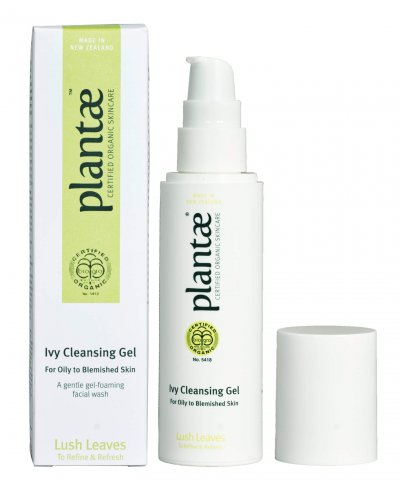 PLANTAE CERTIFIED ORGANIC IVY CLEANSING GEL