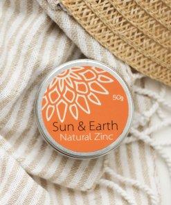 Sun + Earth Zinc