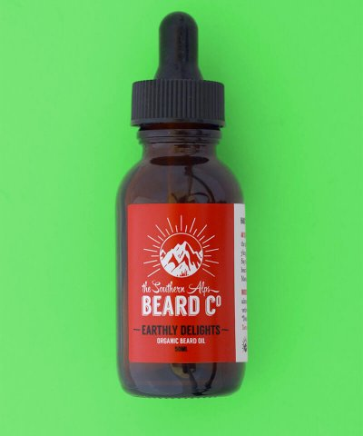 THE SOUTHERN ALPS BEARD OIL – EARTHLY DELIGHTS