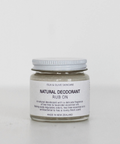 ISLA & OLIVE NATURAL DEODORANT CREAM