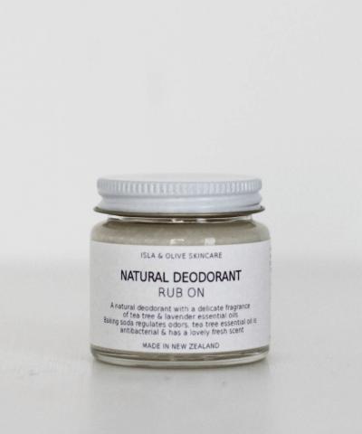 ISLA & OLIVE NATURAL DEODORANT CREAM