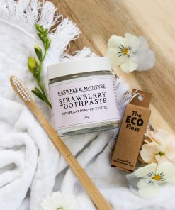 Low to Zero Waste Tooth Care