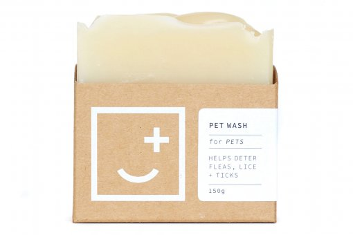 FAIR & SQUARE SOAPERY – PET WASH