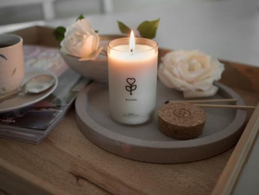 THE REMARKABLE CANDLE CO – BLOOM