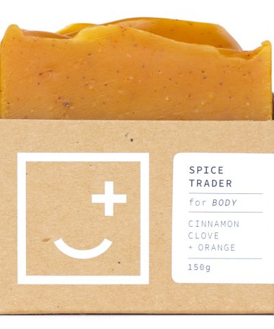 FAIR + SQUARE SOAPERY – SPICE TRADER BODY WASH