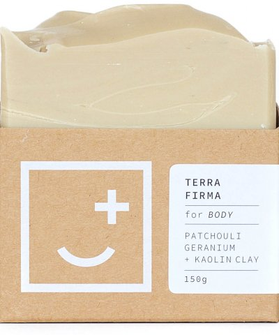 FAIR + SQUARE SOAPERY – TERRA FIRMA BODY WASH