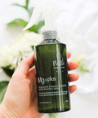 NEAT MG + PLUS MAGNESIUM, ARNICA & ESSENTIAL OILS SPORTS RECOVERY SPRAY