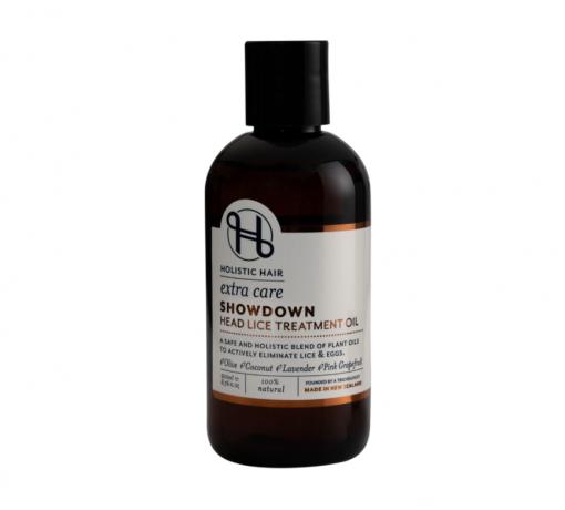 HOLISTIC HAIR SHOWDOWN HEAD LICE TREATMENT OIL