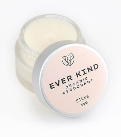 EVERKIND CERTIFIED ORGANIC DEODORANT – ULTRA JAR