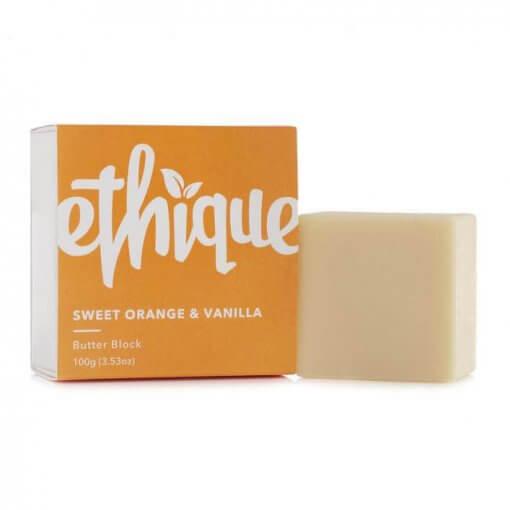 Ethique Orange Vanilla Lotion