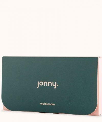 JONNY VEGAN CONDOMS – WEEKENDER (6 PACK)