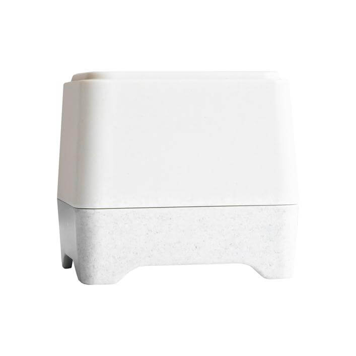 Ethique In Shower Container White Oh Natural