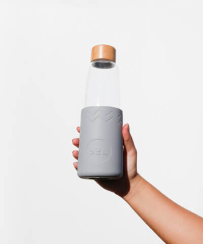 Sol Glass Drink Bottle