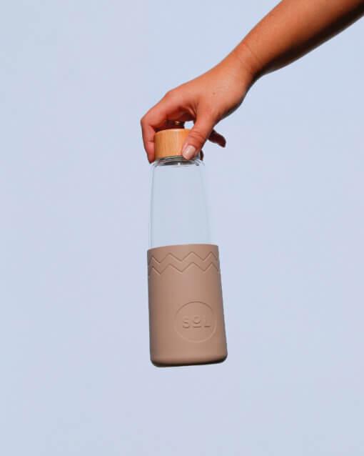 Sol Glass Drink Bottle