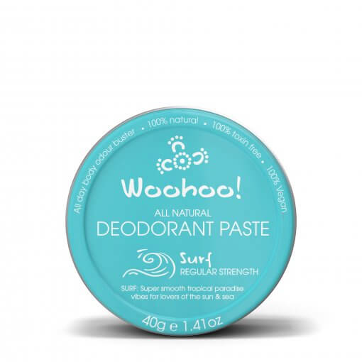 WOOHOO! DEODORANT PASTE (SURF)