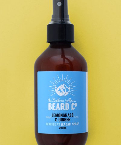 THE SOUTHERN ALPS BEARD CO 'BEACHED AS' SEA SALT SPRAY
