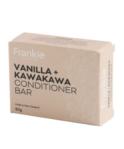 Frankie Apothecary Vanilla & Kawakawa Conditioner Bar
