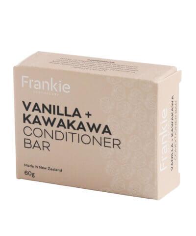 Frankie Apothecary Vanilla & Kawakawa Conditioner Bar