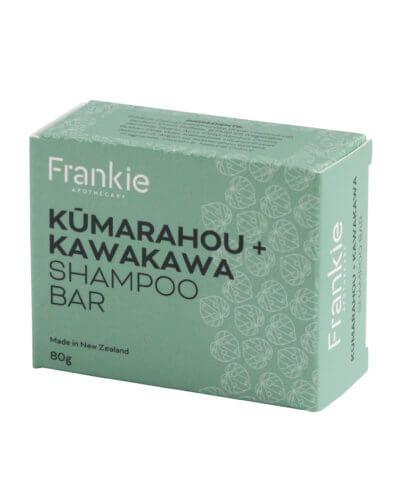 Frankie Apothecary Kumarahou & Kawakawa Shampoo Bar