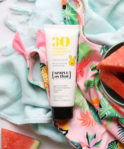 SIMPLE AS THAT SPF30 NATURAL SUNSCREEN *FOR CHILDREN*
