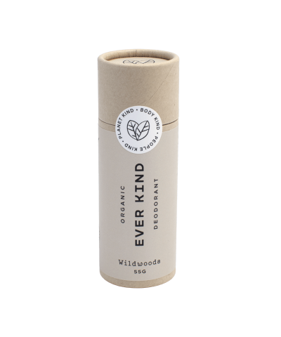 EVERKIND CERTIFIED ORGANIC DEODORANT STICK – WILDWOODS