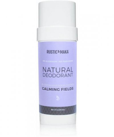 RUSTIC MAKA NATURAL DEODORANT – CALMING FIELDS
