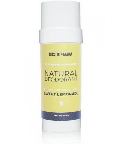 RUSTIC MAKA NATURAL DEODORANT – SWEET LEMONADE