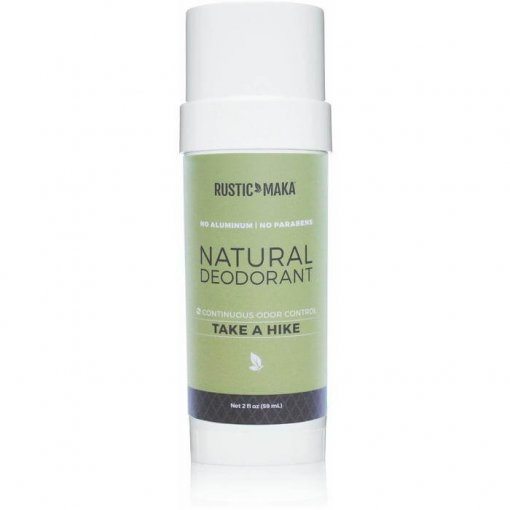 RUSTIC MAKA NATURAL DEODORANT – TAKE A HIKE