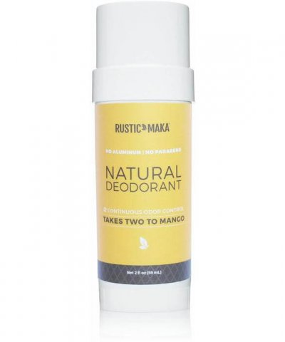 RUSTIC MAKA NATURAL DEODORANT – TAKES 2 TO MANGO
