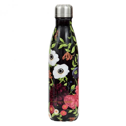 CHUNKY INSULATED STAINLESS STEEL DRINK BOTTLE – BLOOM BY LAURA SHALLCRASS