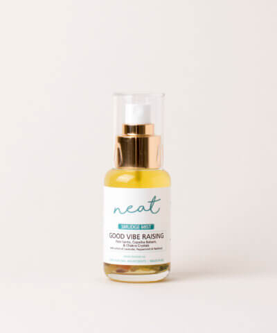 NEAT NATURAL PRODUCTS – GOOD VIBE RAISING PALO SANTO SMUDGE SPRAY